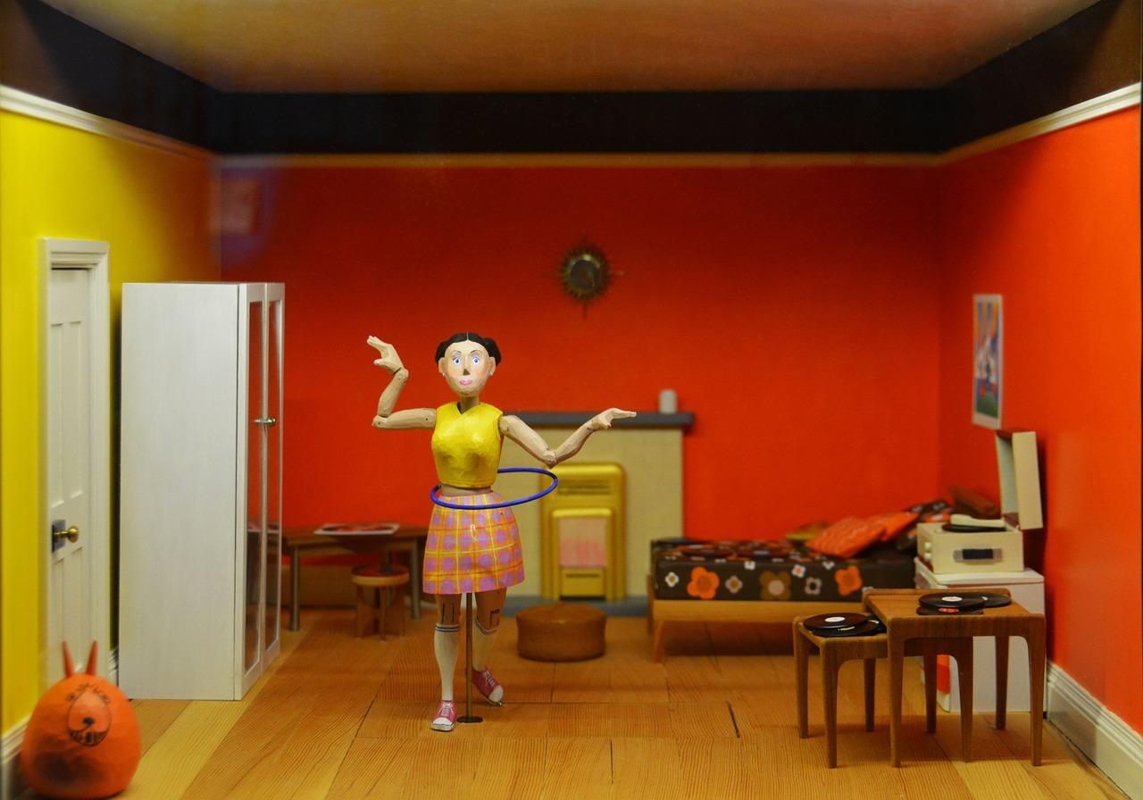 חדר ביתי